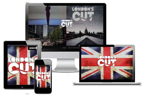 Site internet London's Cut coiffeur à Nantes (44)