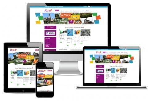 Site internet Mairie de la Mothe Achard (85)