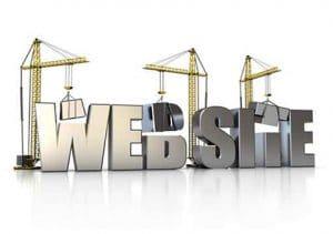 Contenu du site web