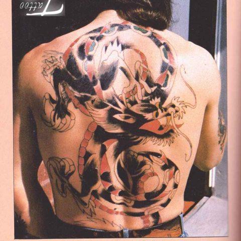 Image du site internet Tarzan Tattoo par Goodi communication