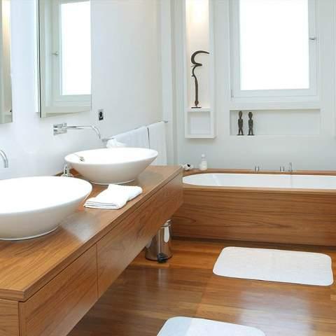 Menuiserie Freret salle de bain