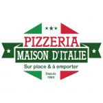 réalisation logo pizzeria