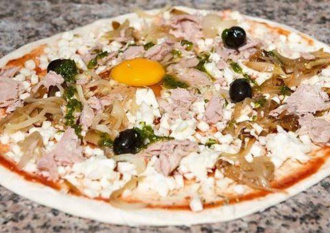 Pizza la maison d'itale