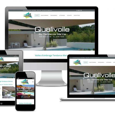Site internet qualivoile