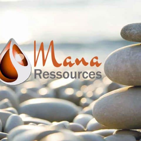 Site web e-commerce mana -ressources Réalisation Goodi web communication, création de site internet Nantes 44