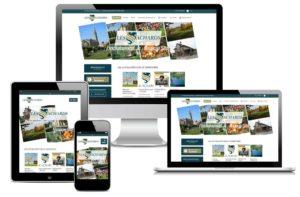 Site internet Mairie de la Mothe-Achard (85)