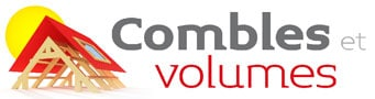 Logo long Combles et Volumes