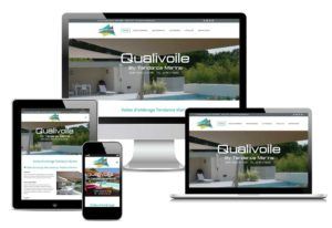 Site catalogue Qualivoile By Tendance Marine