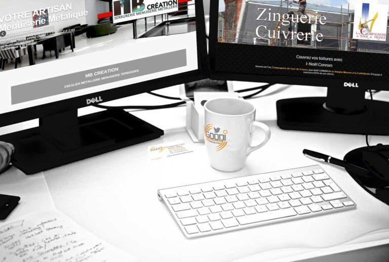 Agence web Goodi communication