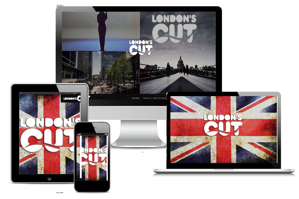 Site web London cut