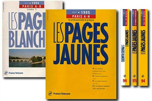 Pages Jaunes info à suivre : Site internet