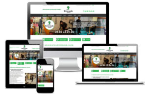 Refonte Site internet Nettoyage Nantes 44