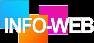 Logo info-web site pas cher