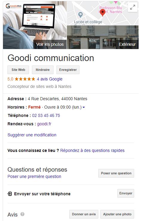 Google Mybusiness Goodi Web