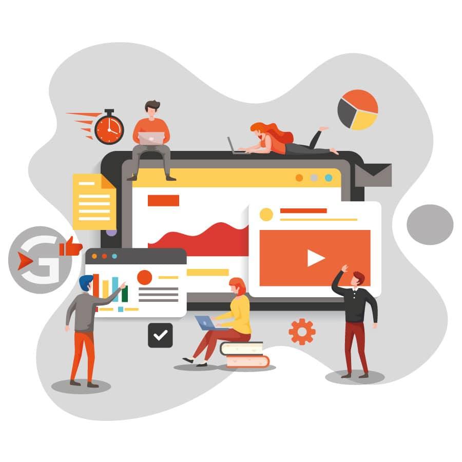 creer site internet agence web
